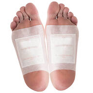 Magnetic Salt D-tox Patches, Set of 10