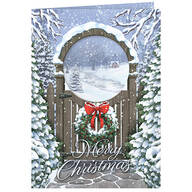 Personalized Blessings of Christmas Cards set of 20