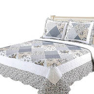 Camille 3-Piece Quilt Set by Oakridge®