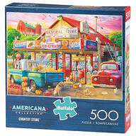 Americana Collection™  Country Store™ 500 Piece Puzzle