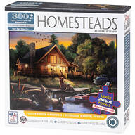 Homesteads Guardians of the Lake 300 Piece Puzzle