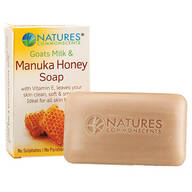 Goats Milk & Manuka Honey Soap