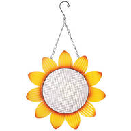 Metal Sunflower Bird Feeder by Fox River™ Creations