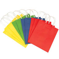 Assorted Gift Bags, Set of 10