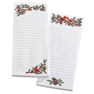 Winter Birds Notepads, Set of 2