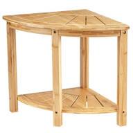 Bamboo Corner Bench