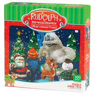 Rudolph All Characters 300 Pc Puzzle