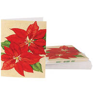 Winter Botanical Note Cards, Set of 20