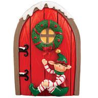 """3"""" Elf Door, Assorted Colors"""
