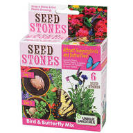 Seed Stones Bird & Butterfly Mix