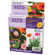 Seed Stones Cut Flowers Mixture