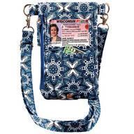 Olivia Moss Crossbody Phone Bag