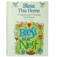 Bless This Home A Guided Journal