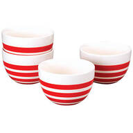 All-Purpose Ceramic Bowls, Set of 4
