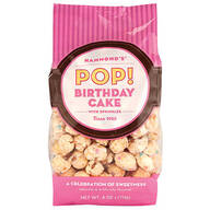 Hammonds® POP! Birthday Cake Popcorn, 6oz.
