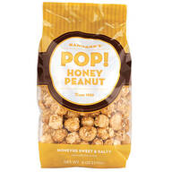 Hammonds® POP! Honey Peanut Popcorn, 6oz.