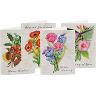 Four Seasons Note Cards, Set of 20
