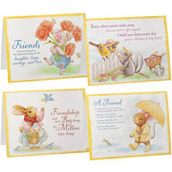 Friendship Note Cards Set of 20