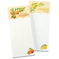 Cute Fruits Note Pads, Set of 2