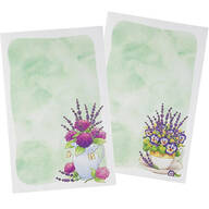Lavender Stationery Set