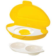 Microwave 4 Way Egg Cooker