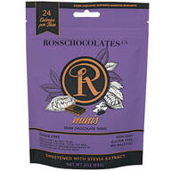Ross Chocolates Sugar Free Dark Chocolate Minis
