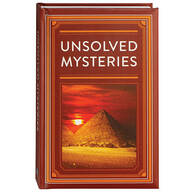 Unsolved Mysteries Hardcover Book 272 Pages
