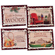 Northwoods Note Cards Set of 20