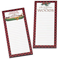 Northwoods Note Pads, Set of 2