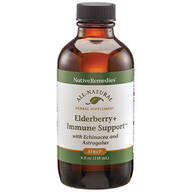 NativeRemedies® Elderberry+ Immune Support