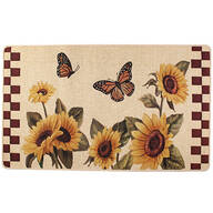 Sunflower Accent Rug