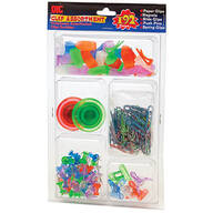 Officemate® Clip Assortment 192 Piece
