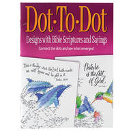 Dot-to-Dot Bible Scriptures and Sayings