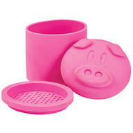 Little Piggy Silicone Bacon Grease Holder