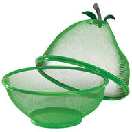 Pear Shaped Fruit Basket