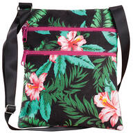 Tropical Crossbody Bag