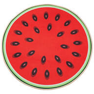 "Watermelon 24"" Accent Rug"