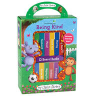"My Little Library ""Being Kind"" Box, Set of 12"