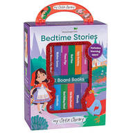 "My Little Library ""Bedtime Stories"" Box, Set of 12"