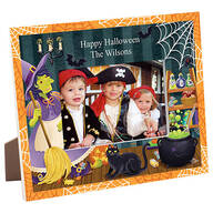 Personalized Witches Brew Halloween Frame