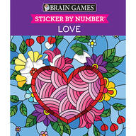 Brain Games® Sticker By Number Faith Books
