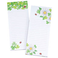 Lady Bug Note Pads Set of 2
