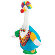 Clown Goose Outfit