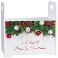 Personalized Garlands Tall Caddy