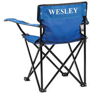 Personalized Kid's Camping Chair