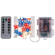 Star LED Lights with Remote