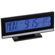 Large Easy Read LCD Multifunction Alarm Clock