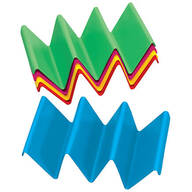 Colorful Taco Holders, Set of 5