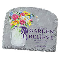 Personalized To Plant A Garden Stone