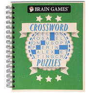 Brain Games® Star Banner Crossword Puzzles